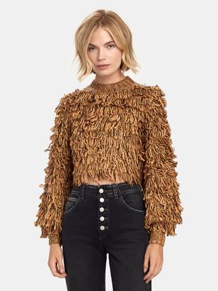 Finders Keepers Julia Crop Sweater