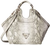 GUESS Off Beat Large Satchel