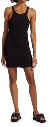 LnA Skinny Racer Dress