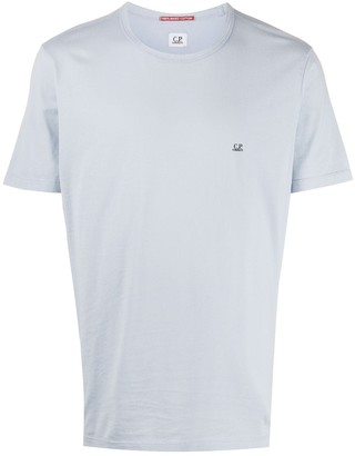 C.P. Company logo-embroidered crew neck T-shirt