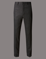Autograph Buttonsafetm Tailored Fit Chinos With Wool