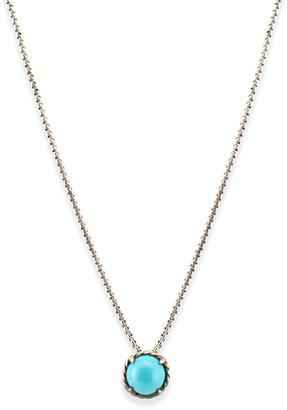 David Yurman Chatelaine Necklace (Turquoise)