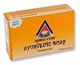 Herbal Vedic Herbalvedic Ayurvedic Sandalwood 75 gm by Herbal-Vedic