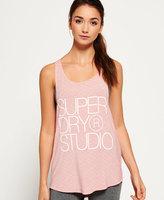 Superdry Studio Drape Vest Top