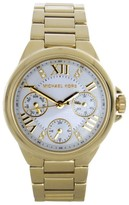 Michael Kors MK5759 Mini Camille Gold-tone Multi-function Womens Watch
