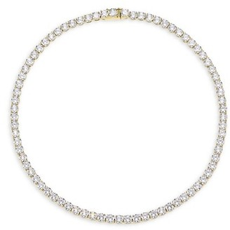 Adriana Orsini 18K Goldplated Sterling Silver All-Around Necklace