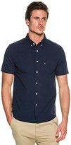 HUF Men's Madison Short-Sleeve Woven Shirt
