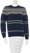 A.P.C. Wool Crew-Neck Sweater