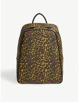 Vivienne Westwood Anglo leopard-print PVC backpack