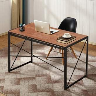 Ebern Designs Willaurie Folding Desk Ebern Designs