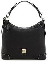 Dooney & Bourke Pebble Leather Hobo Bag