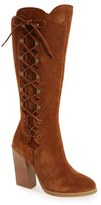 Sbicca Women's Dante Block Heel Boot