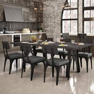 Everly 17 Stories 7 Piece Dining Set 17 Stories