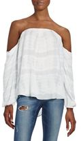 Young Fabulous & Broke March Off-The-Shoulder Top