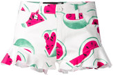 Love Moschino watermelon print shorts