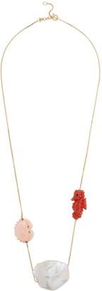 ALIITA Princesa De Mar 9kt gold necklace