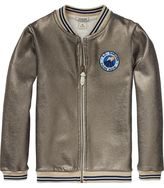 Scotch & Soda Metallic Bomber Jacket