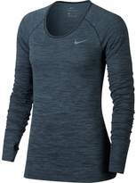 Nike Dri-Fit Knit Shirt - Long-Sleeve
