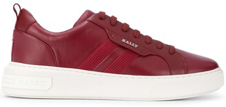 Bally Classic Leather Trainers