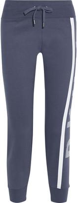 DKNY Printed Fleece Track Pants