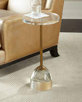 John-Richard Collection Ellen Acrylic Side Table
