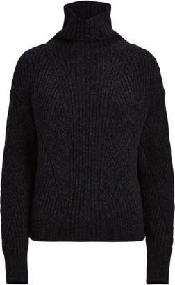 Ralph Lauren Ribbed Cashmere-Wool Jumper