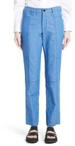 Women's Colovos Seamed Ankle Jeans
