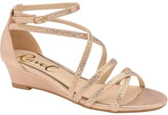 Ravel Rosa Wedge Ankle Strap Sandals