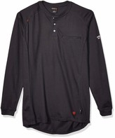 Ariat Men's Flame Resistant Air Henley Long Sleeve