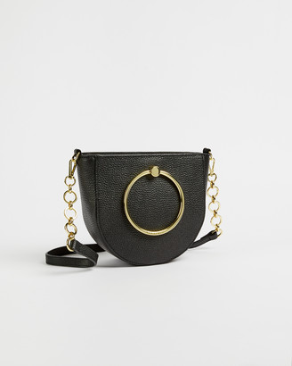 Ted Baker FIOREL Circular handle shoulder bag
