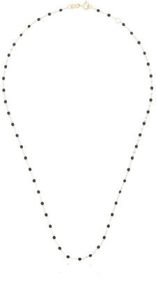 Gigi Clozeau 18kt Yellow Gold Beaded Necklace