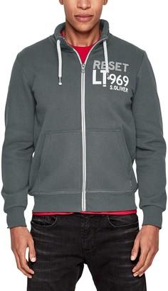S'Oliver Men's 13 801 43 7458 Track Jacket