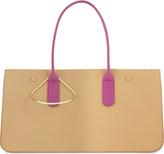 Roksanda Louise grained leather tote bag