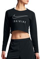 Nike Dry Training Cropped Top