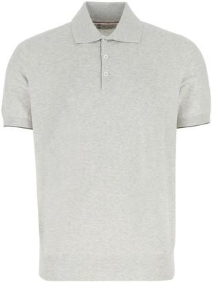 Brunello Cucinelli Knit Polo Shirt