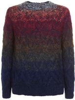 Missoni Degrade Weave Knit Sweater