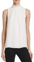 Parker Karmela Sleeveless Silk Top