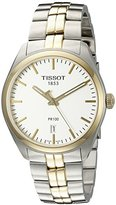 Tissot Men's T1014102203100 Analog Display Quartz Two Tone Watch