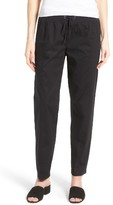Eileen Fisher Women's Drawstring Ankle Pants