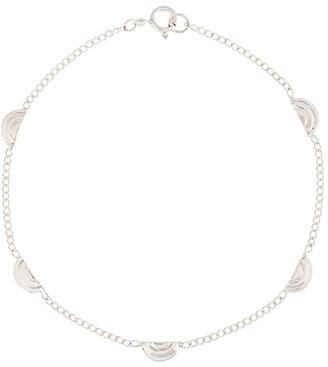 Natalie Marie Ochre Tile Charm bracelet