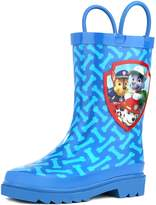 Nickelodeon Paw Patrol Boys Rain Boots - Size 9 Toddler