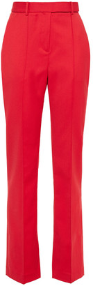 Rebecca Vallance Rossini Twill Slim-leg Pants