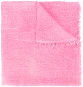Les Copains tassel scarf - women - Cashmere/Modal - One Size