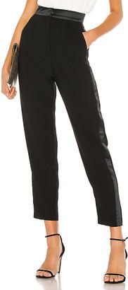 Amanda Uprichard Tuxedo Pants