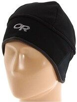 Outdoor Research Wind Warrior Hat (Black) Cold Weather Hats