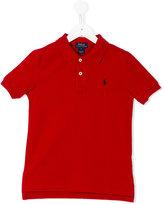 Ralph Lauren classic polo shirt - kids - Cotton - 2 yrs