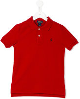Ralph Lauren classic polo shirt - kids - Cotton - 3 yrs