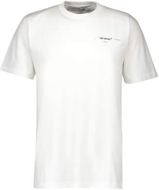 Off-White Off White 'Rainbow Arrows' t-shirt