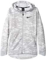 Nike Therma Elite Full Zip Basketball Hoodie Boy's Sweatshirt