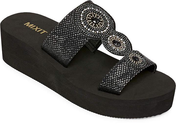 538150873e5c1 Mixit Sandals - ShopStyle